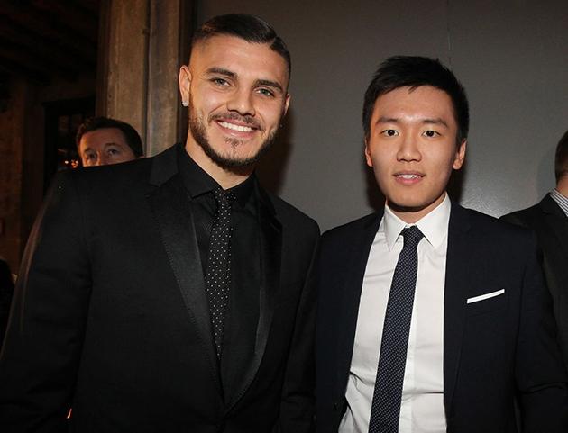 Zhang: Inter, Icardi, Lukaku... - Bóng Đá