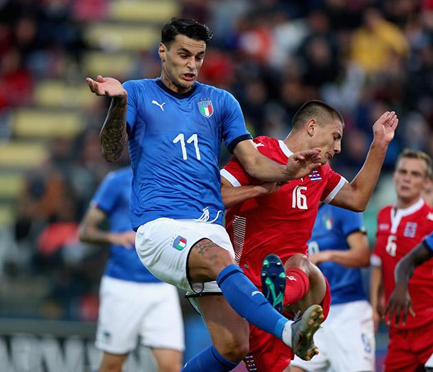 U21 Ý - U21 Luxembourg (Ảnh) - Bóng Đá