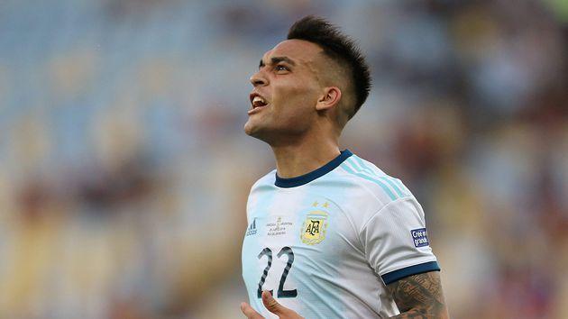 Lautaro makes Argentina history - Bóng Đá