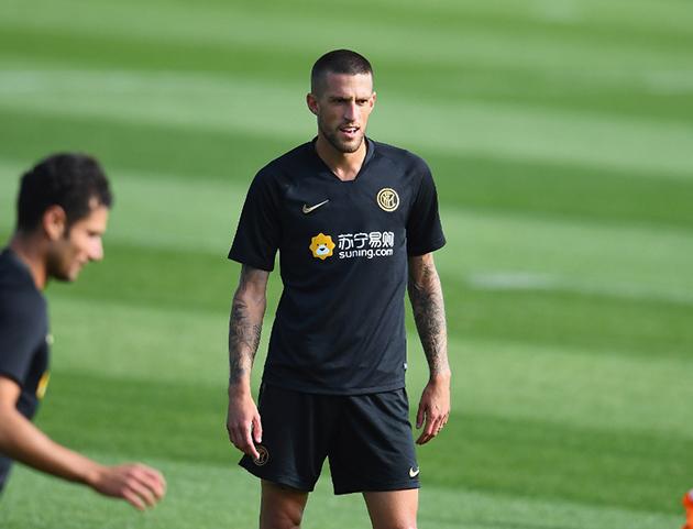 Inter Milan miệt mài tập luyện trong ngày Lukaku trở lại - Bóng Đá