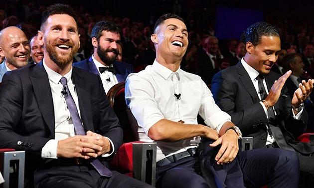 Messi: Juve are stronger, Ronaldo... - Bóng Đá