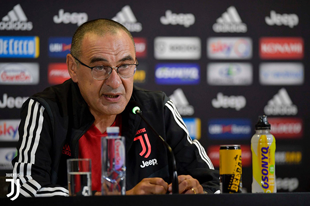 Sarri: 'Mum not pleased by Juve job' - Bóng Đá