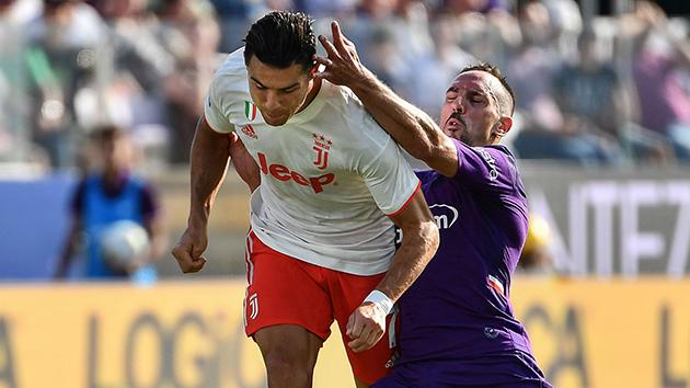 Commisso: 'Ribery better than Ronaldo!' - Bóng Đá