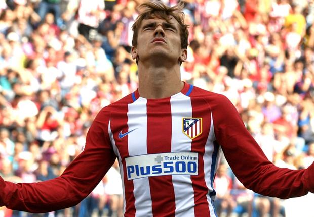Griezmann lập công, Atletico Madrid nhọc nhằn đánh bại Deportivo