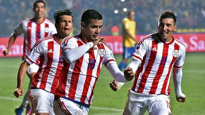Image result for đội bóng paraguay