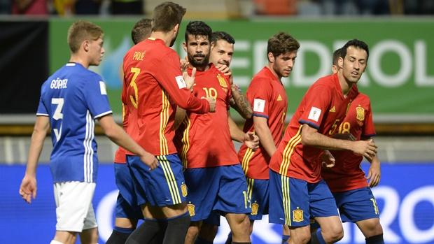 02h45 ngày 13/11, Tây Ban Nha vs Macedonia: Dạo chơi trên sân nhà