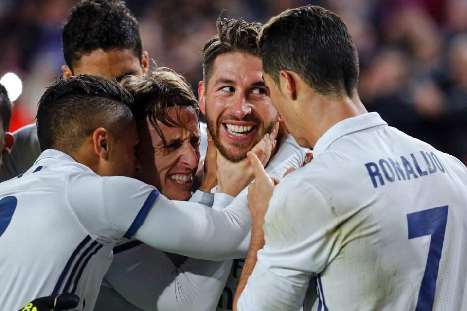 Những lý do Real Madrid sẽ vô địch La Liga mùa này