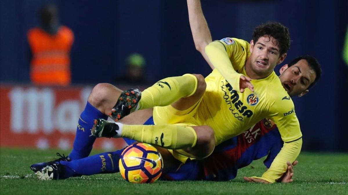 Busquets khẳng định Barca sẽ tiếp tục chiến đấu - Bóng Đá