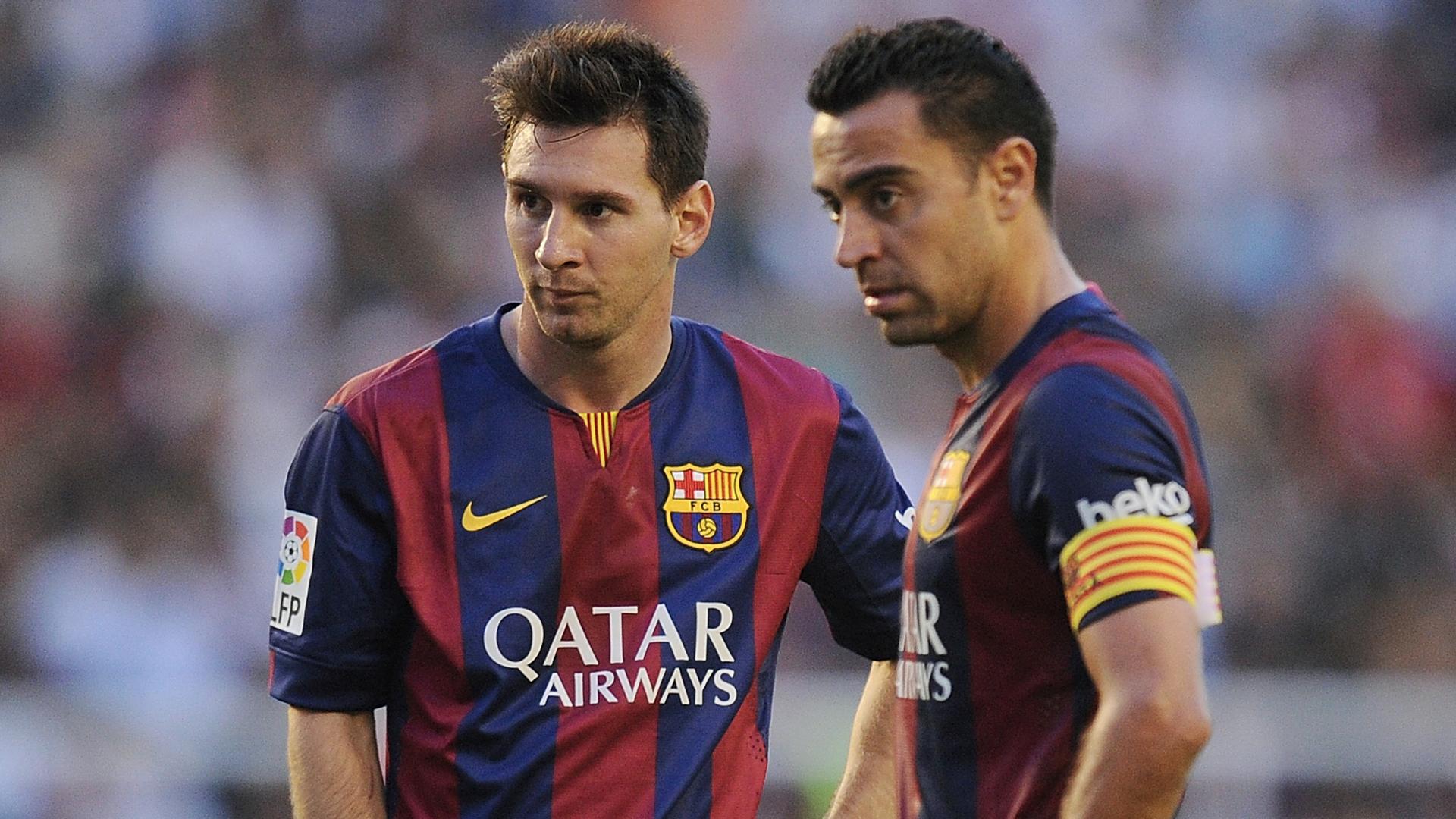 """Xavi: """"Trái tim của Messi thuộc về Barca"""""""