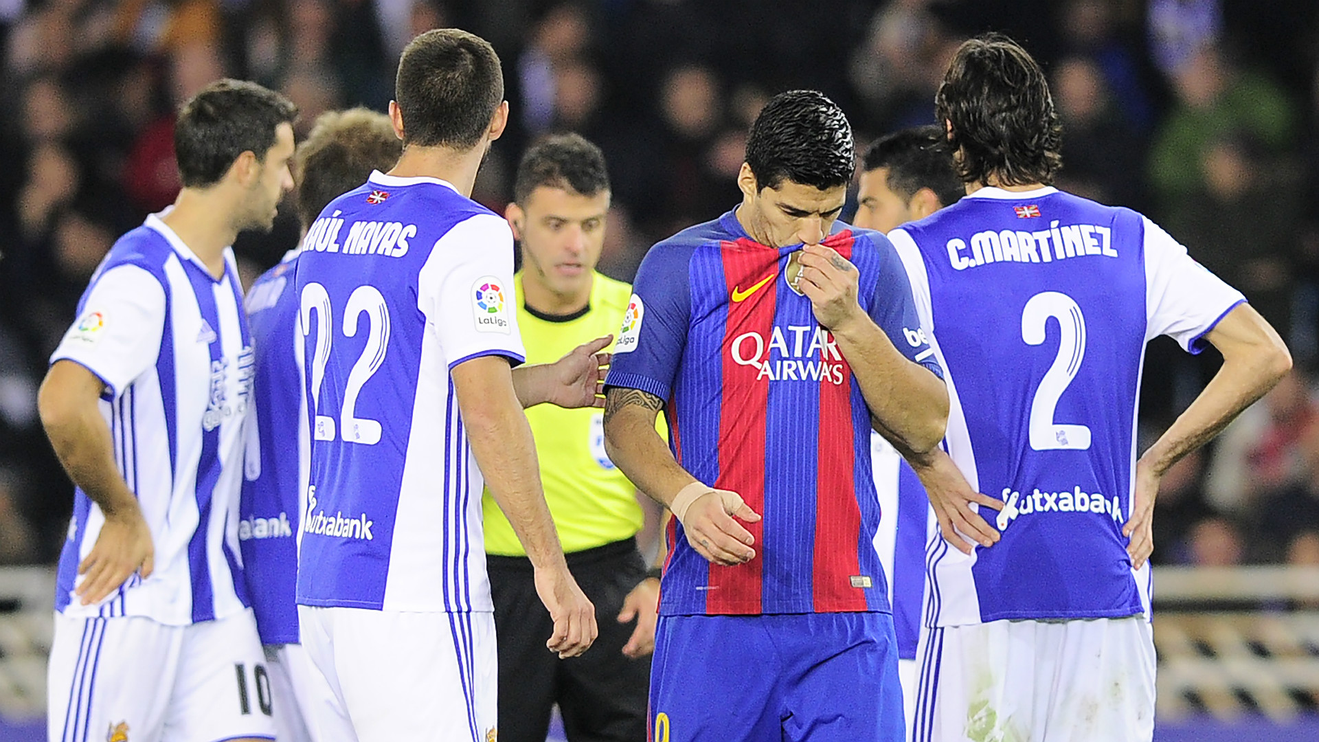 03h15 ngày 20/01, Real Sociedad vs Barcelona: Gã khổng lồ phá bỏ 'lời nguyền'?