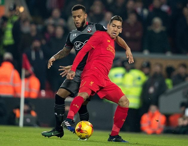 Nhận trái đắng phút 90, Liverpool lỡ hẹn với Man Utd ở trận chung kết