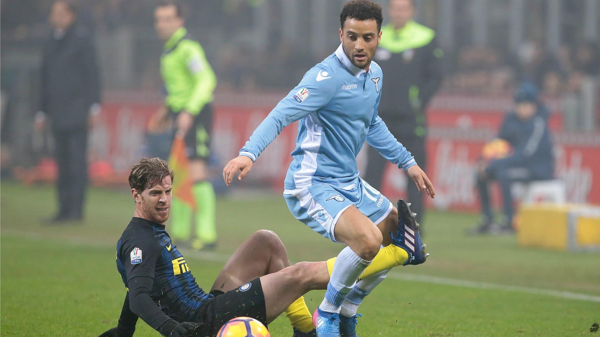 Miranda hóa tội đồ, Inter bị đá văng khỏi Cúp Quốc gia Italia