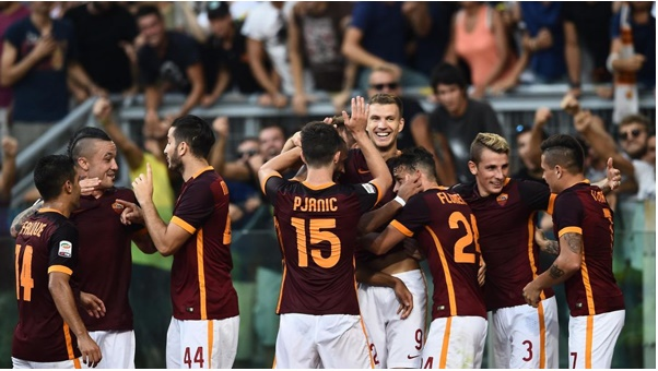 02h45 ngày 08/02, AS Roma vs Fiorentina: Điểm tựa Olimpico