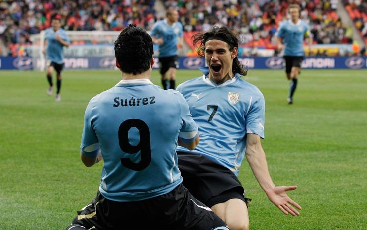ĐT Uruguay chốt danh sách sơ bộ dự World Cup 2018