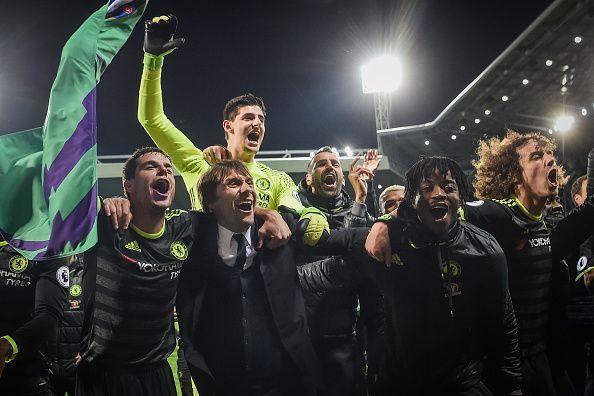5 lý do Chelsea sẽ vô địch Champions League: Tham vọng của Conte