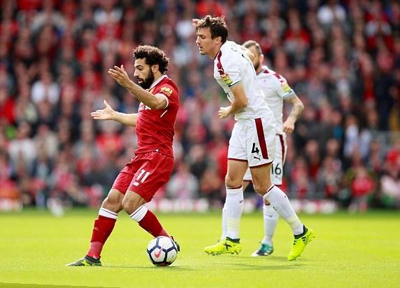 TRỰC TIẾP Liverpool 0-0 Burnley: Chủ nhà ép sân (Hiệp một) - Bóng Đá