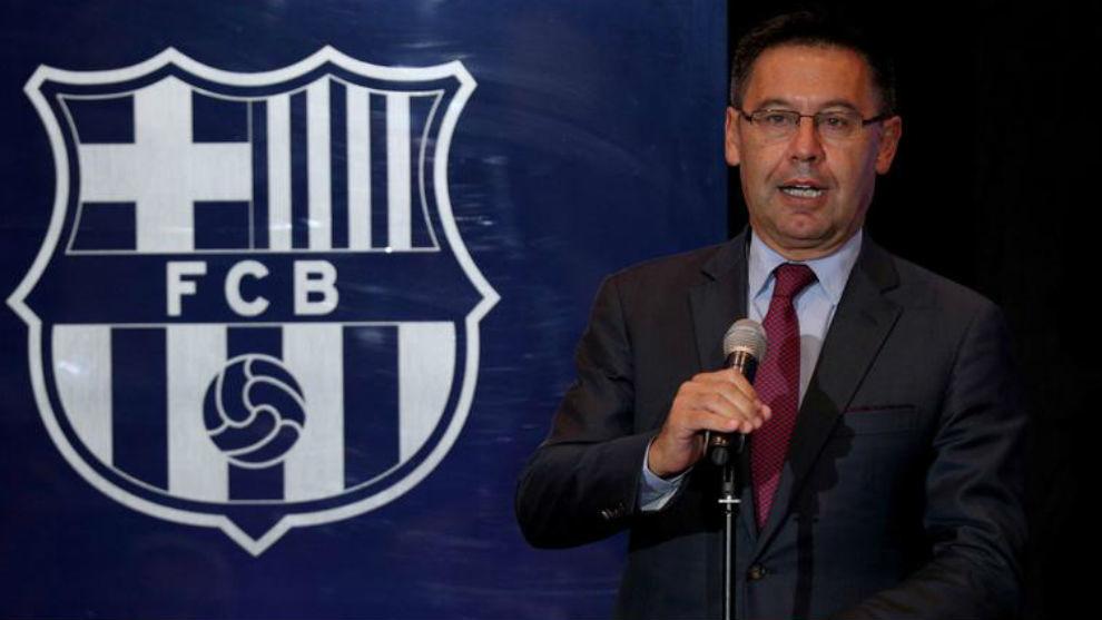 Bartomeu mừng vì UEFA điều tra PSG - Bóng Đá