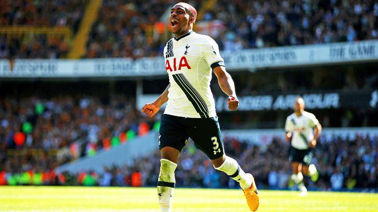 Mourinho chuẩn bị 50 triệu bảng cho Danny Rose - Bóng Đá