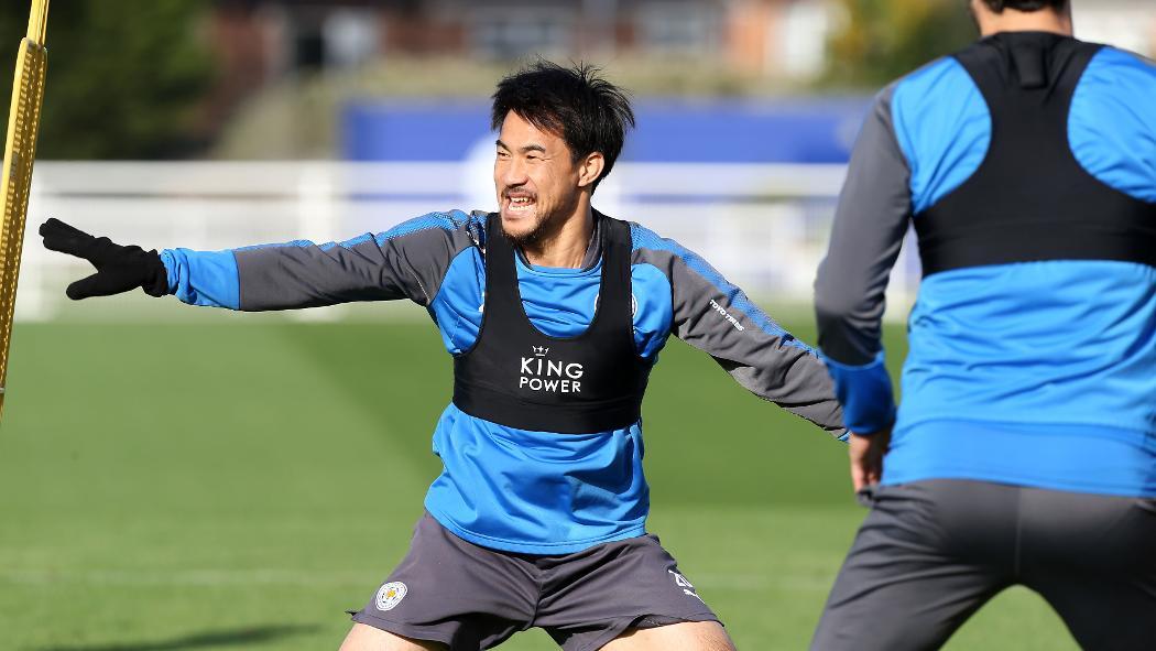 Leicester tập luyện - Bóng Đá