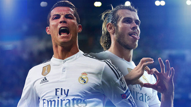 bale đòi vị trí của Ronaldo - Bóng Đá
