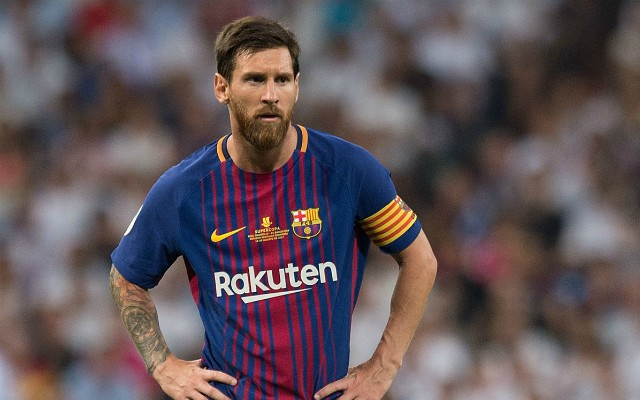 Messi không muốn Barca chiêu mộ Griezmann - Bóng Đá