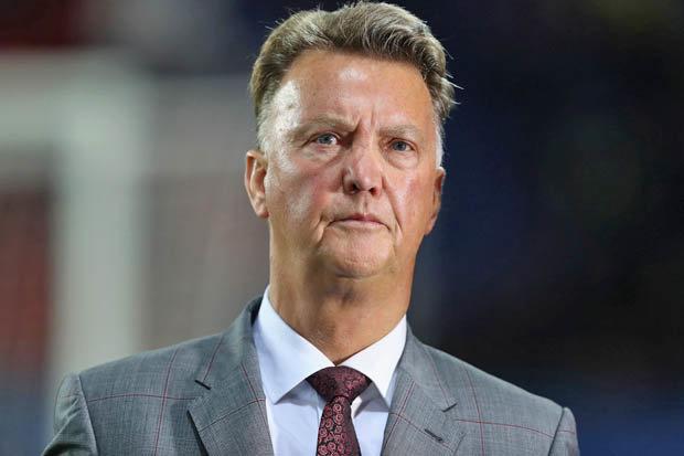 Van Gaal trở lại dẫn dắt Everton - Bóng Đá