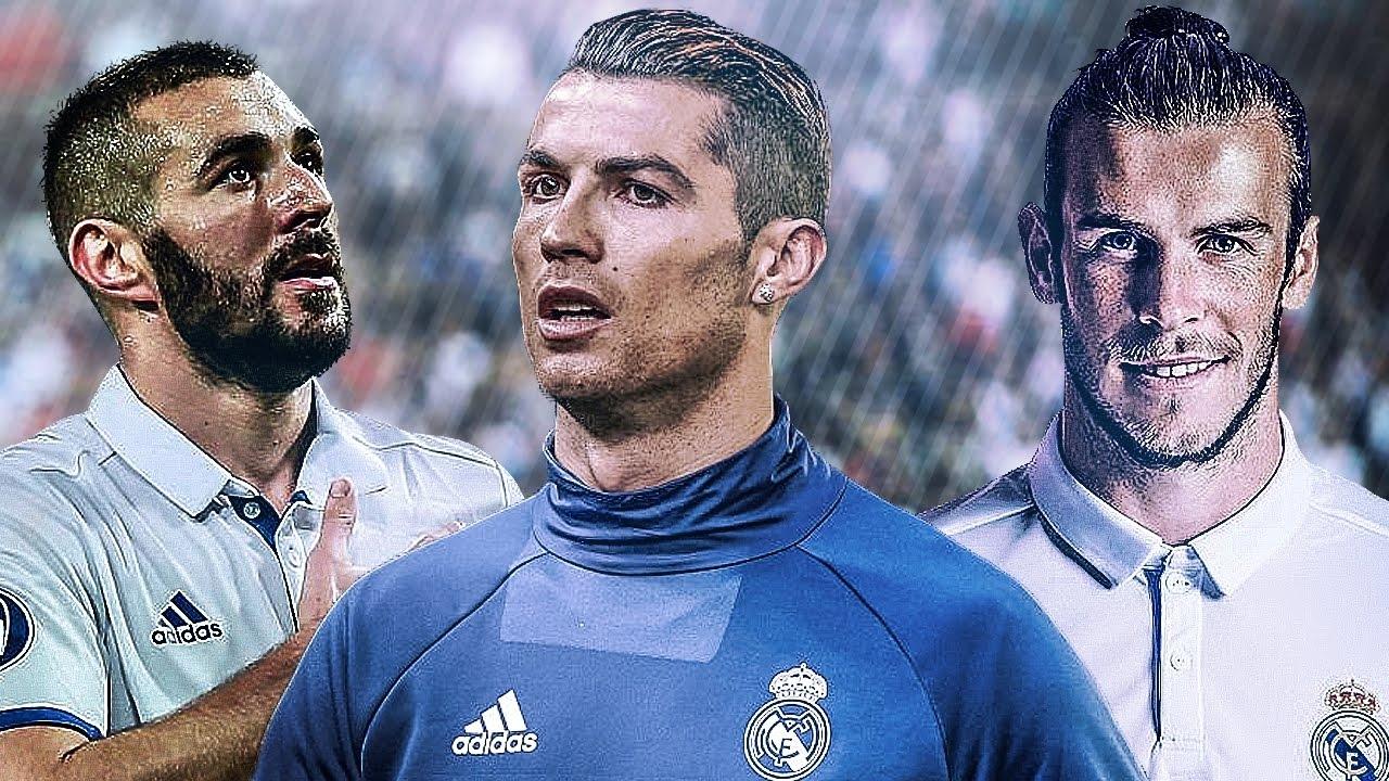 Benzema và Bale đòi bán Ronaldo - Bóng Đá
