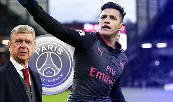 PSG mua Sanchez - Bóng Đá