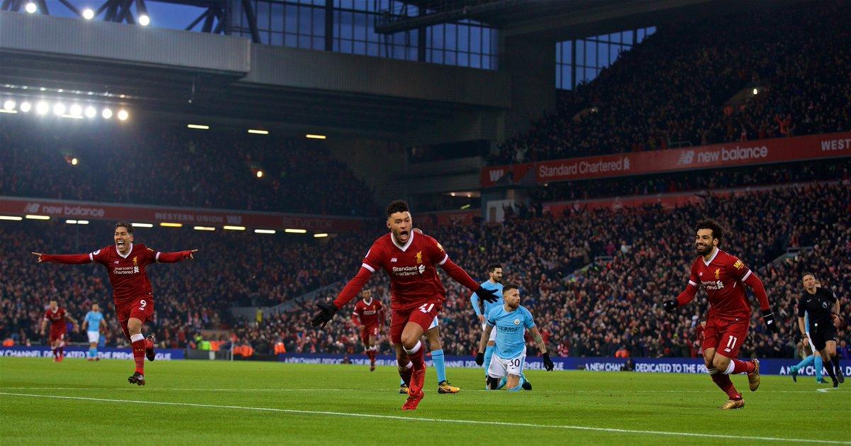 TRỰC TIẾP Liverpool 1-0 Man City: Thế trận hấp dẫn (Hiệp một) - Bóng Đá