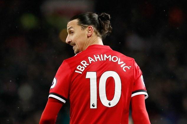 Ai sẽ kế nhiệm chiếc áo số 10 của Ibrahimovic? - Bóng Đá