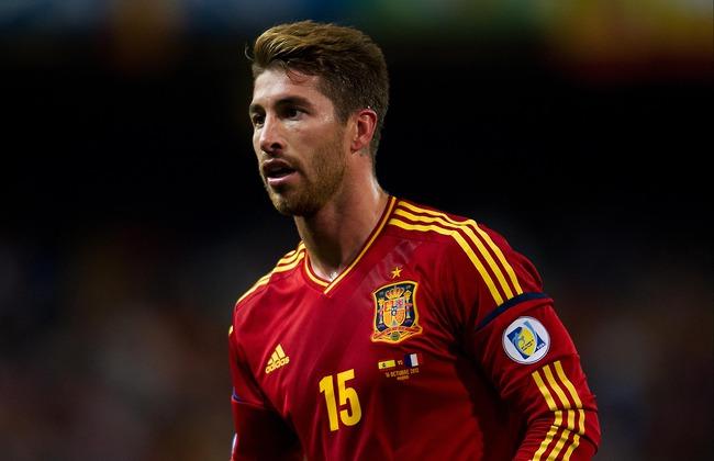 Sergio Ramos đánh nhau với Chủ tịch LĐBĐ Tây Ban Nha - Bóng Đá