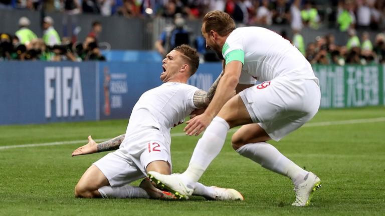 TRỰC TIẾP Croatia 0-1 Anh: Siêu phẩm từ chấm đá phạt (Hiệp một) - Bóng Đá