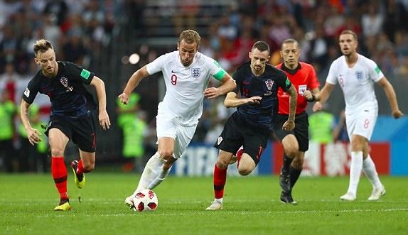 TRỰC TIẾP Croatia 0-1 Anh: Nỗ lực tấn công (Hiệp hai) - Bóng Đá