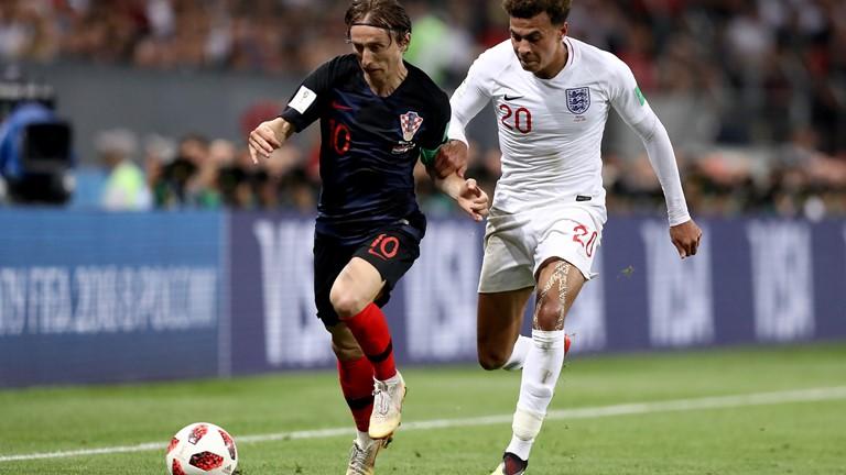 TRỰC TIẾP Croatia 1-1 Anh: Cứu thua trên vạch vôi (Hiệp phụ một) - Bóng Đá