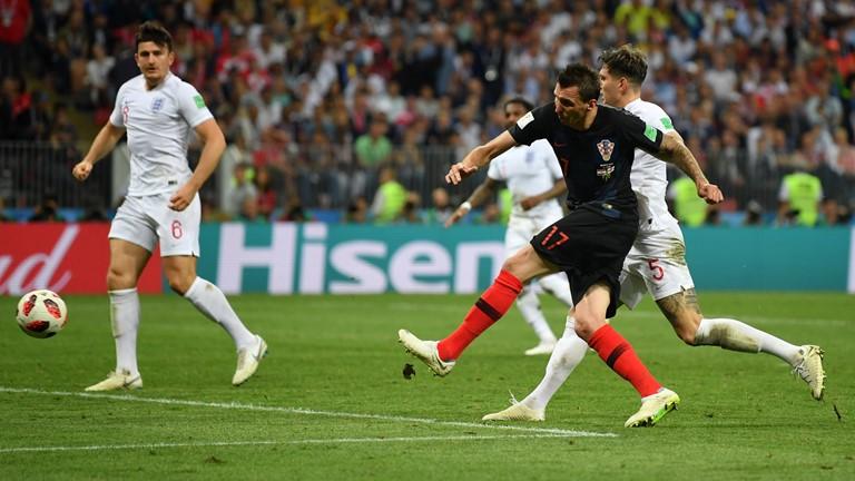 TRỰC TIẾP Croatia 2-1 Anh: Mandzukic lập công (Hiệp phụ hai) - Bóng Đá