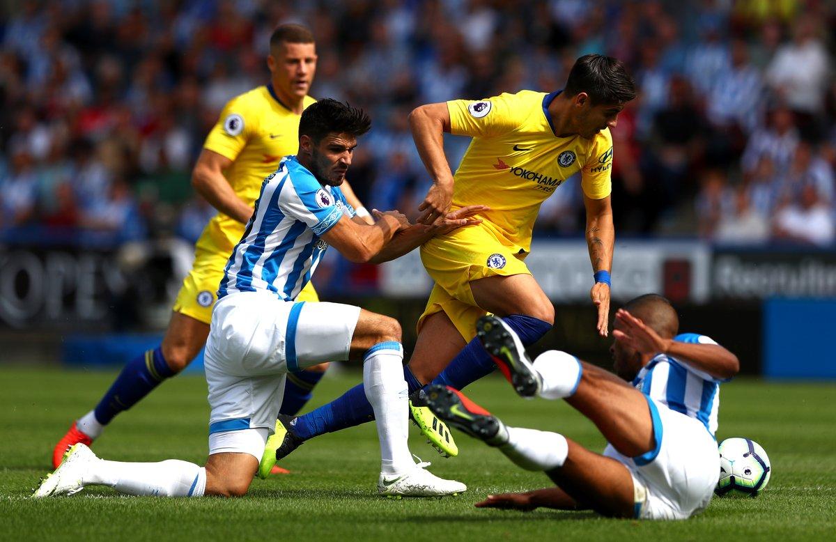 TRỰC TIẾP Huddersfield 0-0 Chelsea: Đội khách gặp khó (Hiệp một) - Bóng Đá