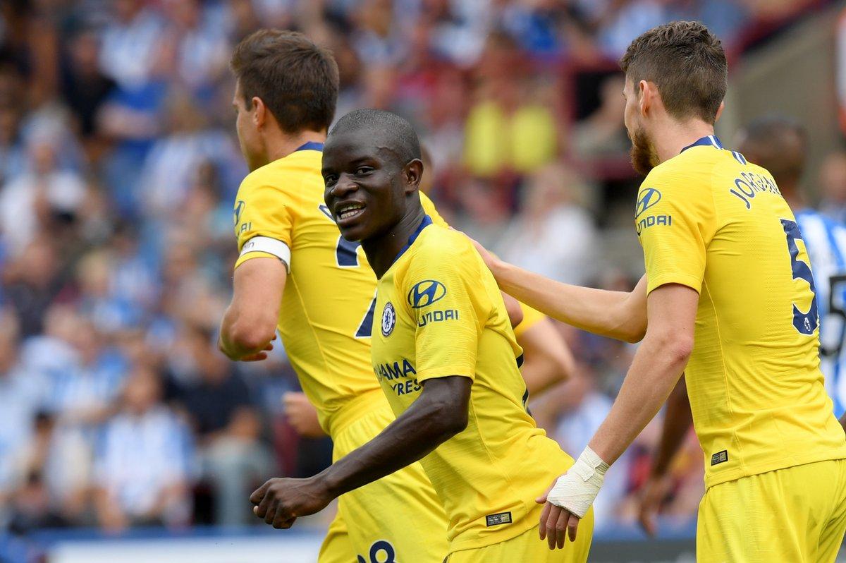 TRỰC TIẾP Huddersfield 0-2 Chelsea: Tân binh lập công (Hiệp một) - Bóng Đá