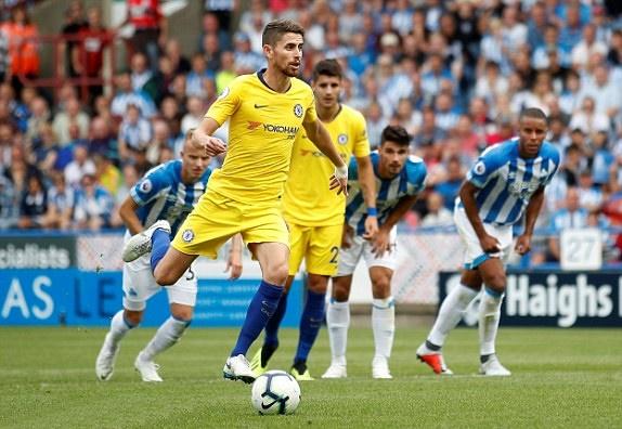 TRỰC TIẾP Huddersfield 0-2 Chelsea: Tân binh lập công (Hết hiệp một) - Bóng Đá