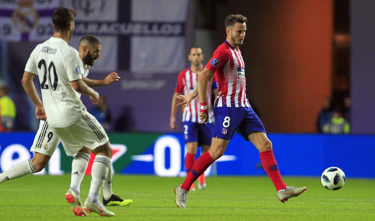 TRỰC TIẾP Real Madrid 2-4 Atletico Madrid: Kền kền vỡ trận (Hiệp phụ 2) - Bóng Đá