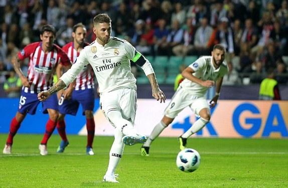 TRỰC TIẾP Real Madrid 2-1 Atletico Madrid: Ramos nâng tỷ số (Hiệp hai) - Bóng Đá