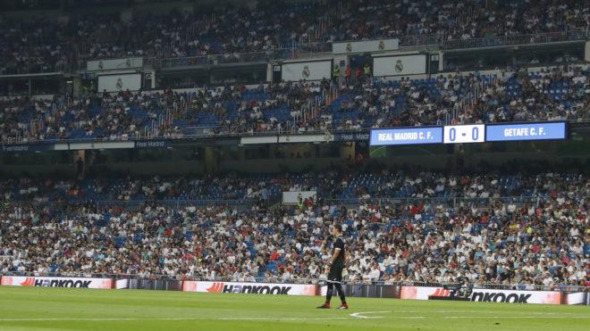 thống kê số khán giả đến Camp Nou và Bernabeu - Bóng Đá