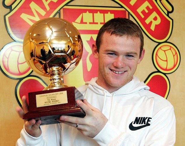Số phận của những cầu thủ đoạt danh hiệu cậu bé vàng - Bóng Đá