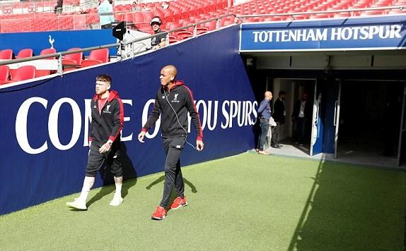 TRỰC TIẾP Tottenham vs Liverpool: Chủ nhà run rẩy (Đội hình ra sân) - Bóng Đá
