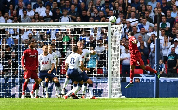 TRỰC TIẾP Tottenham 0-1 Liverpool: Goal Line công nhận bàn thắng (Hiệp một) - Bóng Đá