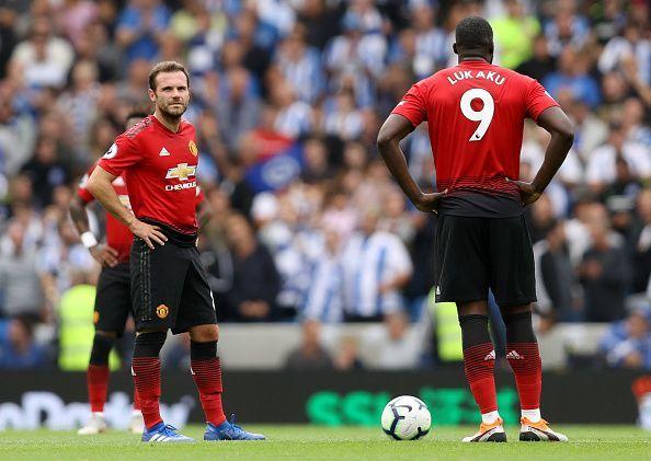 Lukaku nên dự bị ở trận derby Manchester - Bóng Đá