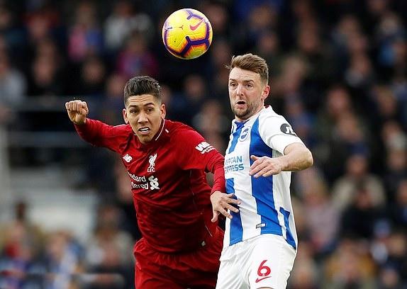 TRỰC TIẾP Brighton 0-0 Liverpool: The Kop gặp khó (Hiệp một) - Bóng Đá