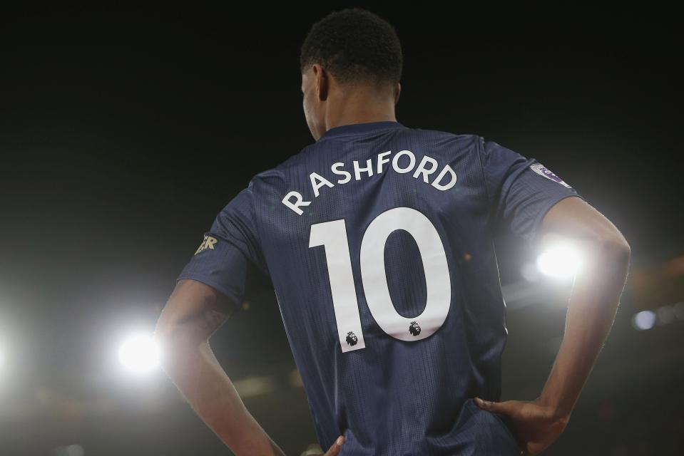 rashford được tăng lương - Bóng Đá