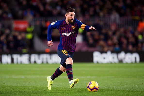 Lionel Messi v Cristiano Ronaldo: Ai đang có một mùa giải tốt hơn? - Bóng Đá
