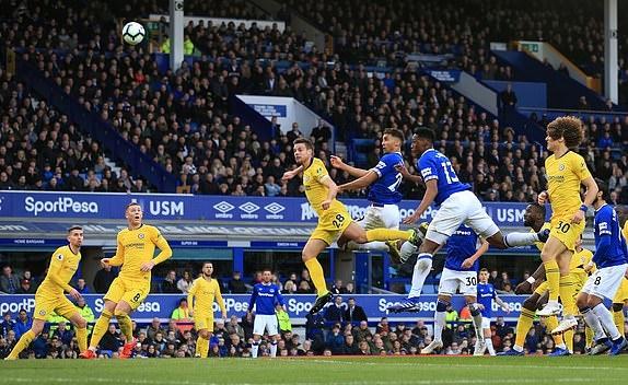 TRỰC TIẾP Everton 1-0 Chelsea: The Blues bất ngờ thủng lưới (H2) - Bóng Đá
