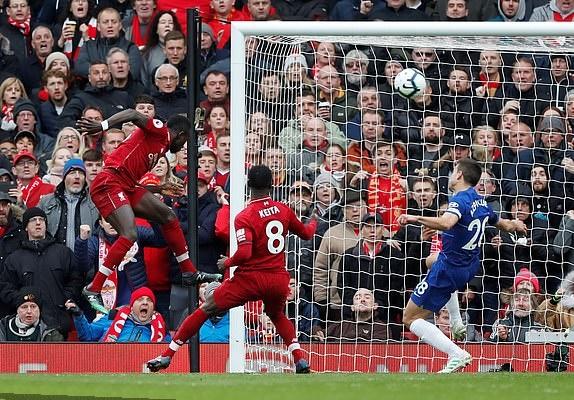 TRỰC TIẾP Liverpool 2-0 Chelsea: Salah lập siêu phẩm không tưởng (H2) - Bóng Đá